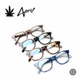 OEM贴牌代工加工定制金属板材架光学平光近视度数防蓝光框架眼镜