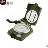ebay亚马逊热销 K4580高精准美式多功能军绿色指南针指北针户外