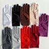 雪尔氨纶手套高弹手套防晒手套礼仪手套作业手套腈纶手套可开增票