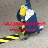 胶带贴地车胶带划线车划线器警示胶带贴地工具 球场胶带车