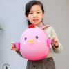 卡通小鸡蛋壳包幼儿园1-3岁男女宝宝小书包硬壳可爱双肩背可定制