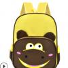 批发订幼儿园书包定制印logo卡通可爱动物书包儿童培训背包双肩包
