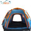 户外公园露营野营6-8人自动六角帐篷单层帐篷露营 厂家直销批发