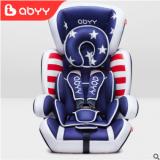 ABYY艾贝儿童安全座椅汽车用9个月-12周岁 3C认证小孩车用座椅