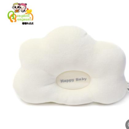 嘟嘟&贞贞 厂家批发代理 婴儿床上用品 婴儿卡通定型枕