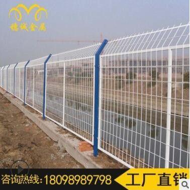 广东现货框架护栏 学校球场操场隔离围栏 批发围栏生产厂家直供