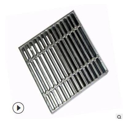通透性好不锈钢钢格板 厂家定制水沟盖板踏步板 潮流防滑钢格栅板