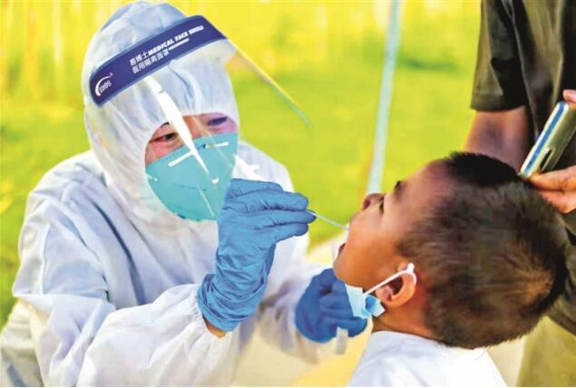 织密织牢公共卫生安全防护网