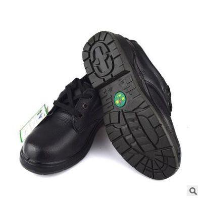 壮康2001劳保鞋防砸防刺穿绝缘6KV电工安全鞋建筑施工-钢头钢底款