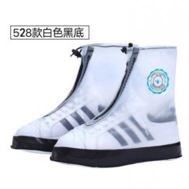 利雨防水防雨儿童雨鞋套男防滑耐磨加厚底雨靴套下雨天学生雨鞋