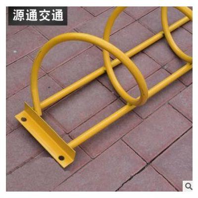电动车停车架 停车架地锁 停车位摆放架 螺旋卡位式防盗车架
