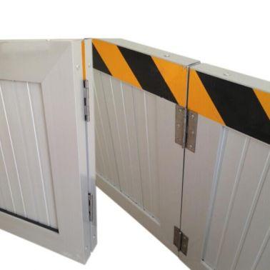 厂家定做铝合金挡鼠板 厨房仓库食堂配电房专用加厚挡鼠板带卡槽