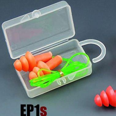 厂家供应 EP1 防护耳塞耳罩 圣诞树慢回弹耳塞 塑料降噪耳塞批发