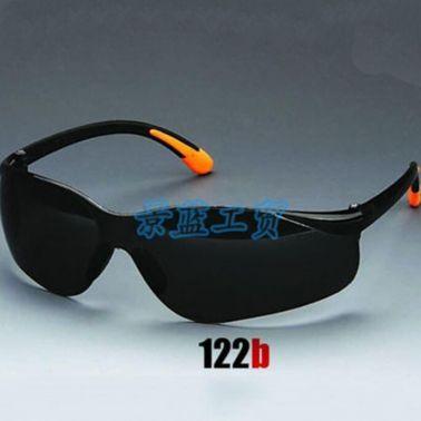 厂家生产112b金华防护眼镜 PC防护眼镜 防尘防风沙劳保眼镜批发