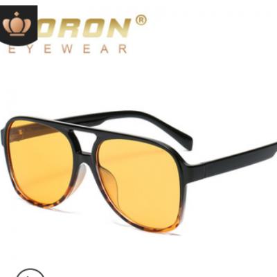 2021年新款欧美潮流复古太阳镜 男女太阳眼镜 外贸款墨镜3022